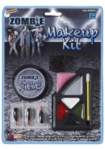Zombie Horror Makeup Kit