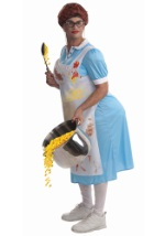 Funny Lunch Lady Costume