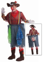 Mens Rodeo Clown Costume