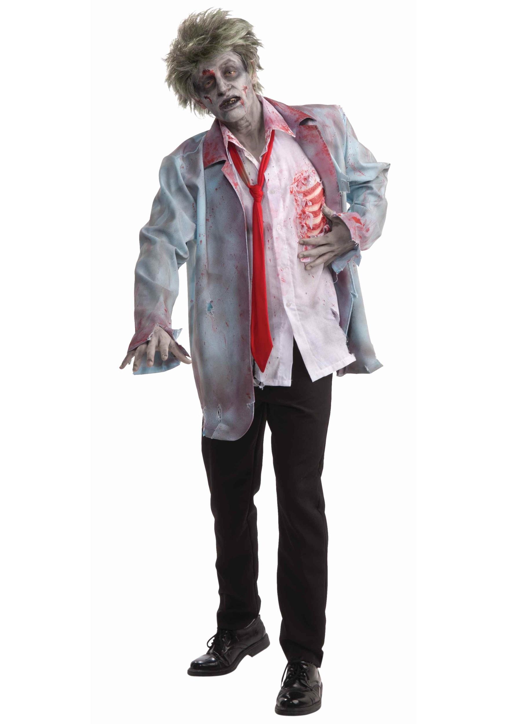 Creepy Zombie Husband Costume