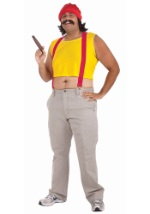 Up in Smoke Cheech Costume