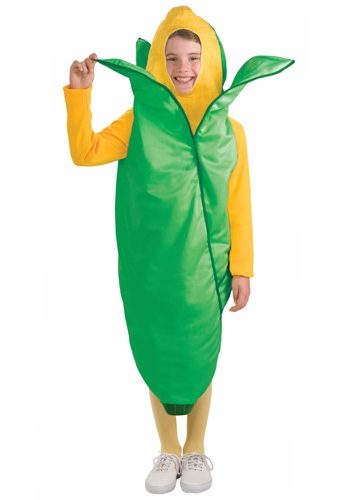 Kids Sprouting Corn Costume