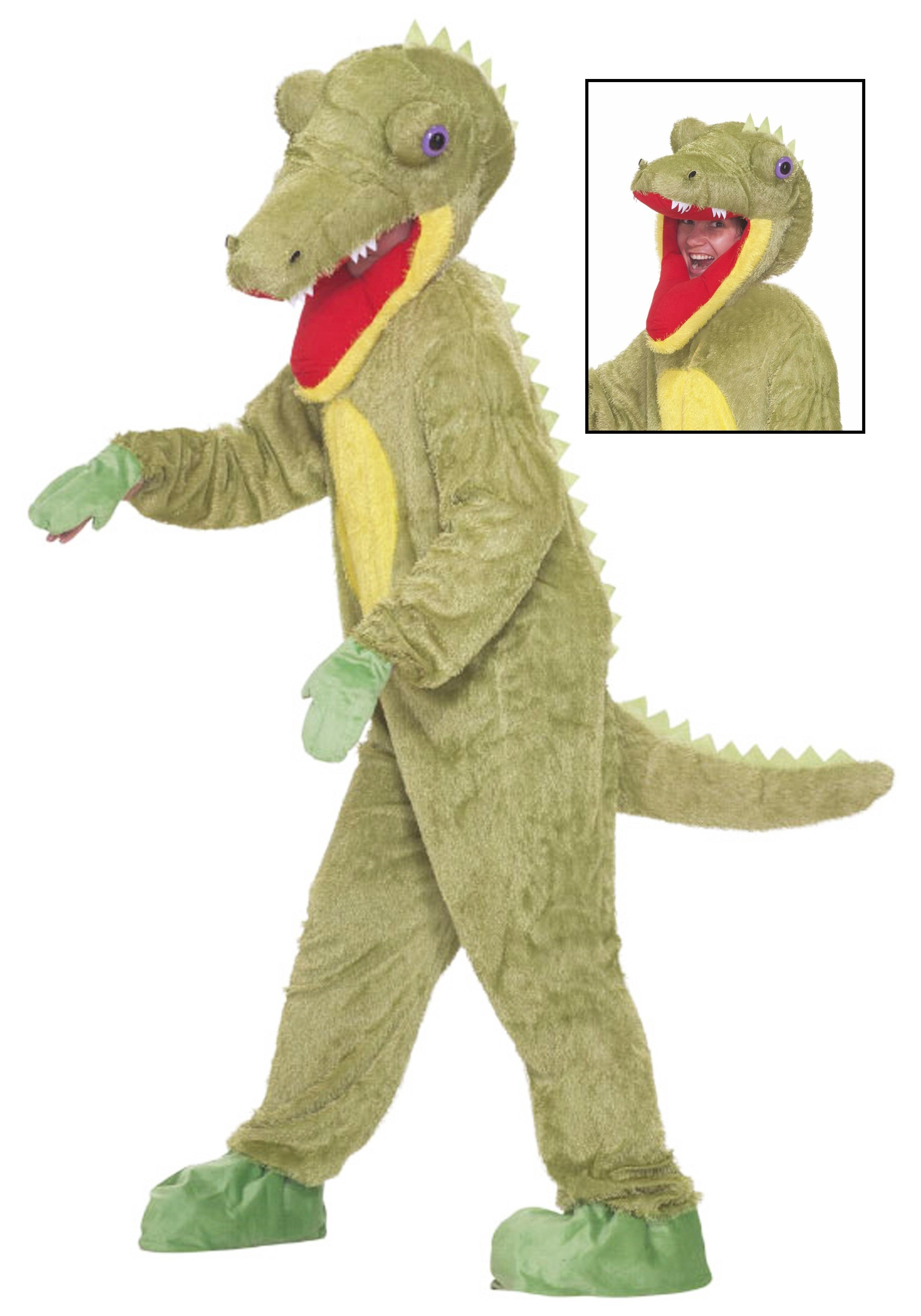 Adult Alligator Costume 94