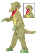 Plush Alligator Costume