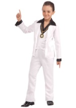 Child Night Fever Costume
