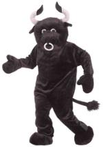 Mascot Angry Bull Costume