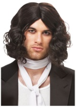 British Comedian Wig
