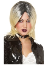 Sinister Chucky's Bride Wig
