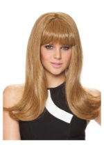 Blonde Mod Fashion Wig