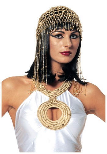 Womens Cleopatra Headpiece