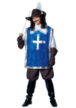 Adult Musketeer Costume