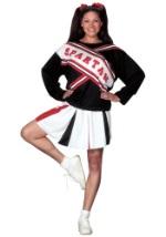 Female Spartan Cheerleader