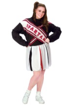 Womens SNL Plus Size Spartan Cheerleader