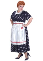 I Love Lucy Plus Size Costume