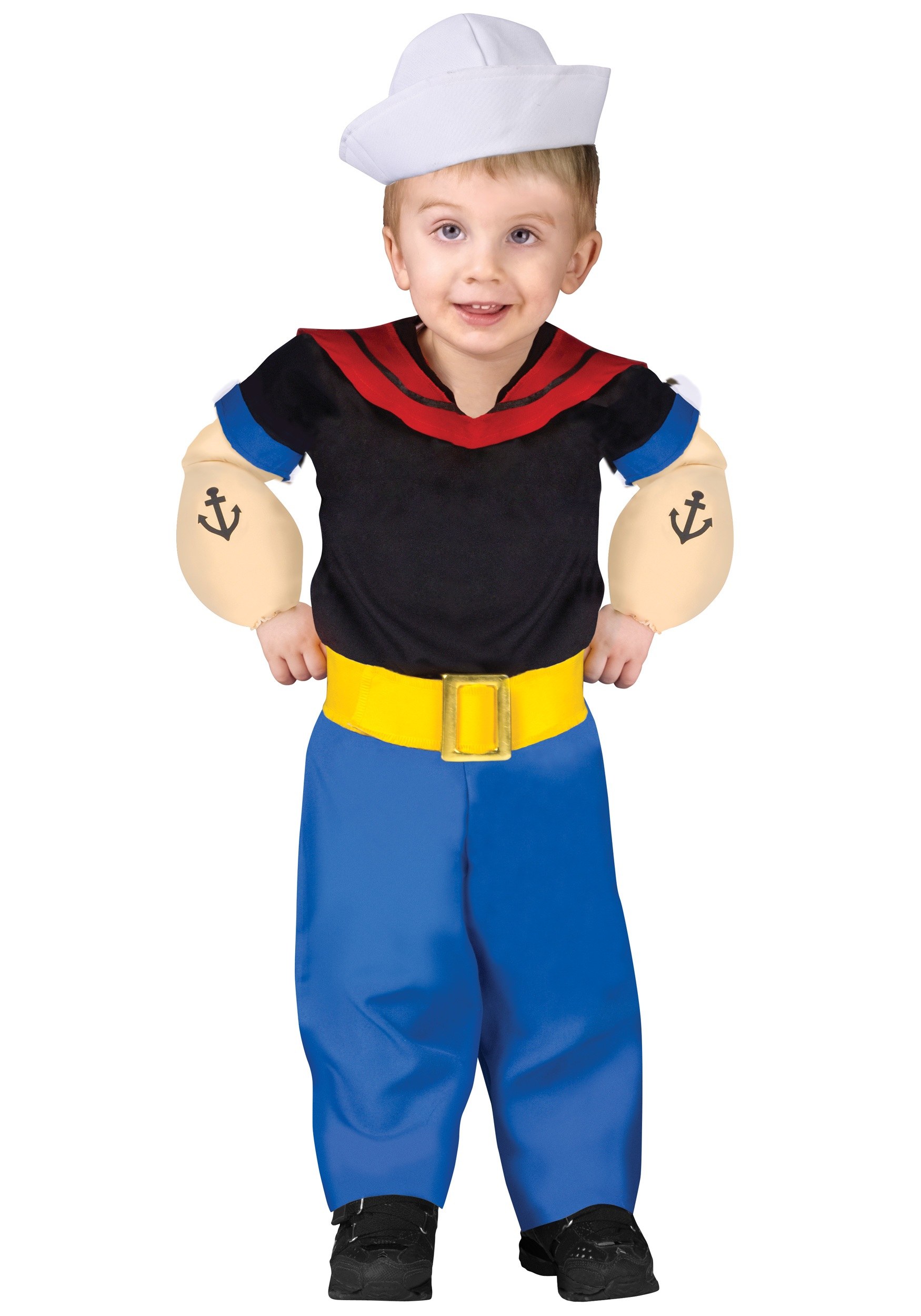 Toddler Popeye the Sailor Costume - Kids Popeye the Sailor Costumes