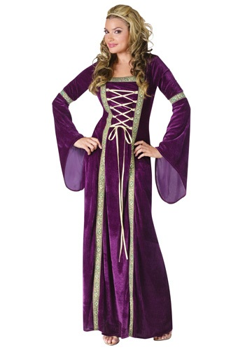 Royal Renaissance Lady Costume