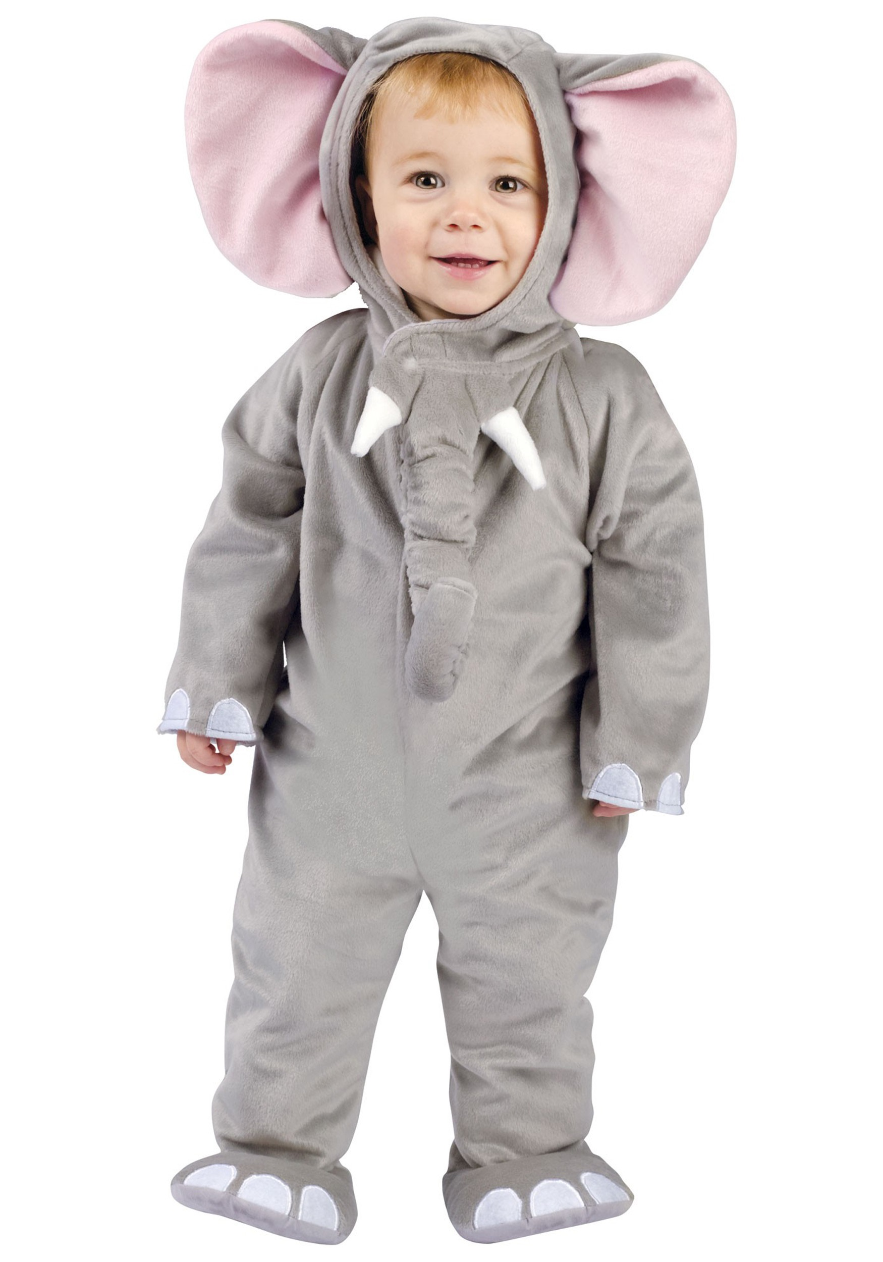 Elephant Baby Costume  sc 1 st  Halloween Costume & Elephant Baby Costume - Infant Animal Halloween Costumes