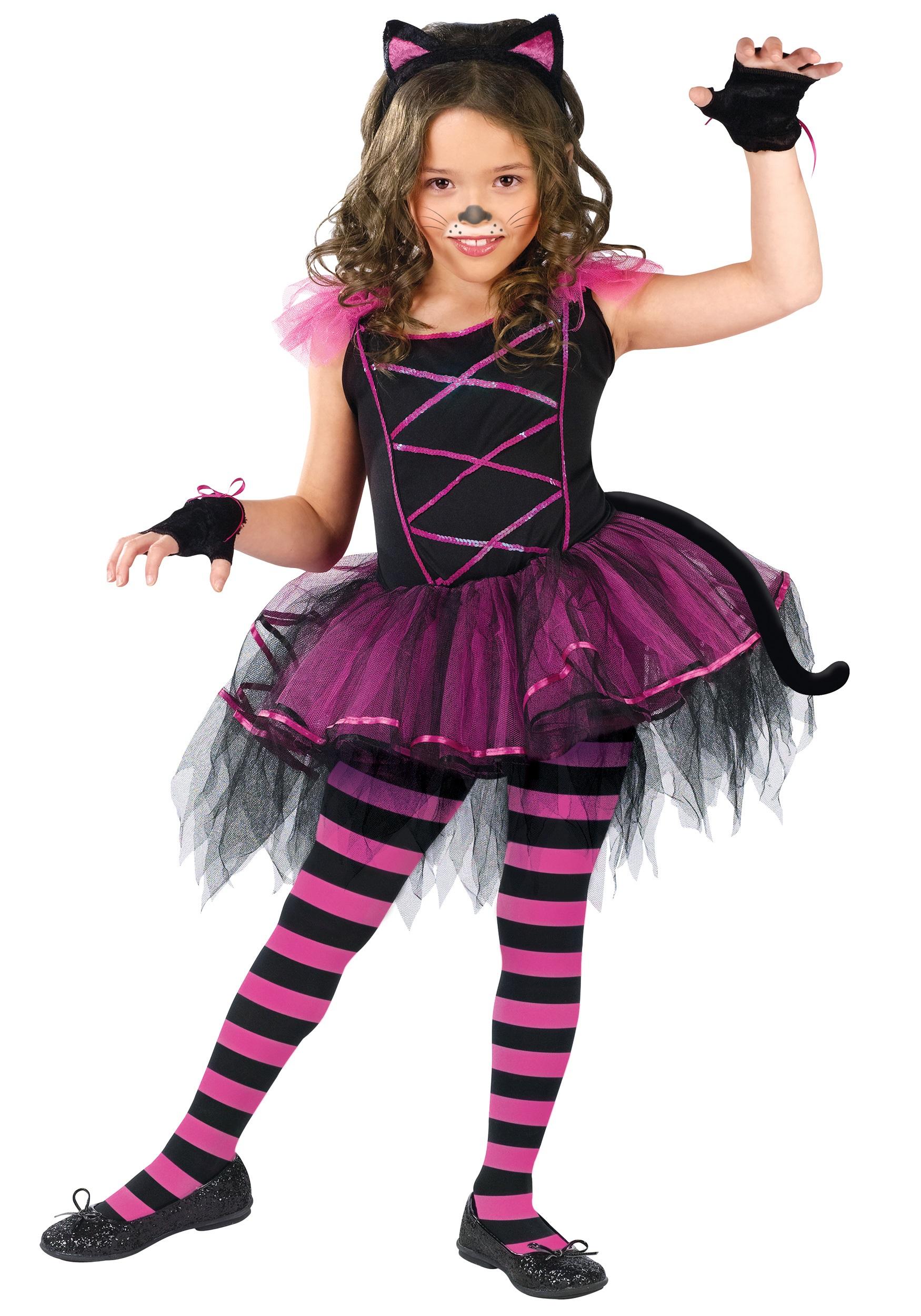 Girls Caterina Ballerina Costume  sc 1 st  Halloween Costume & Girls Caterina Ballerina Costume - Tutu Halloween Costumes for kids