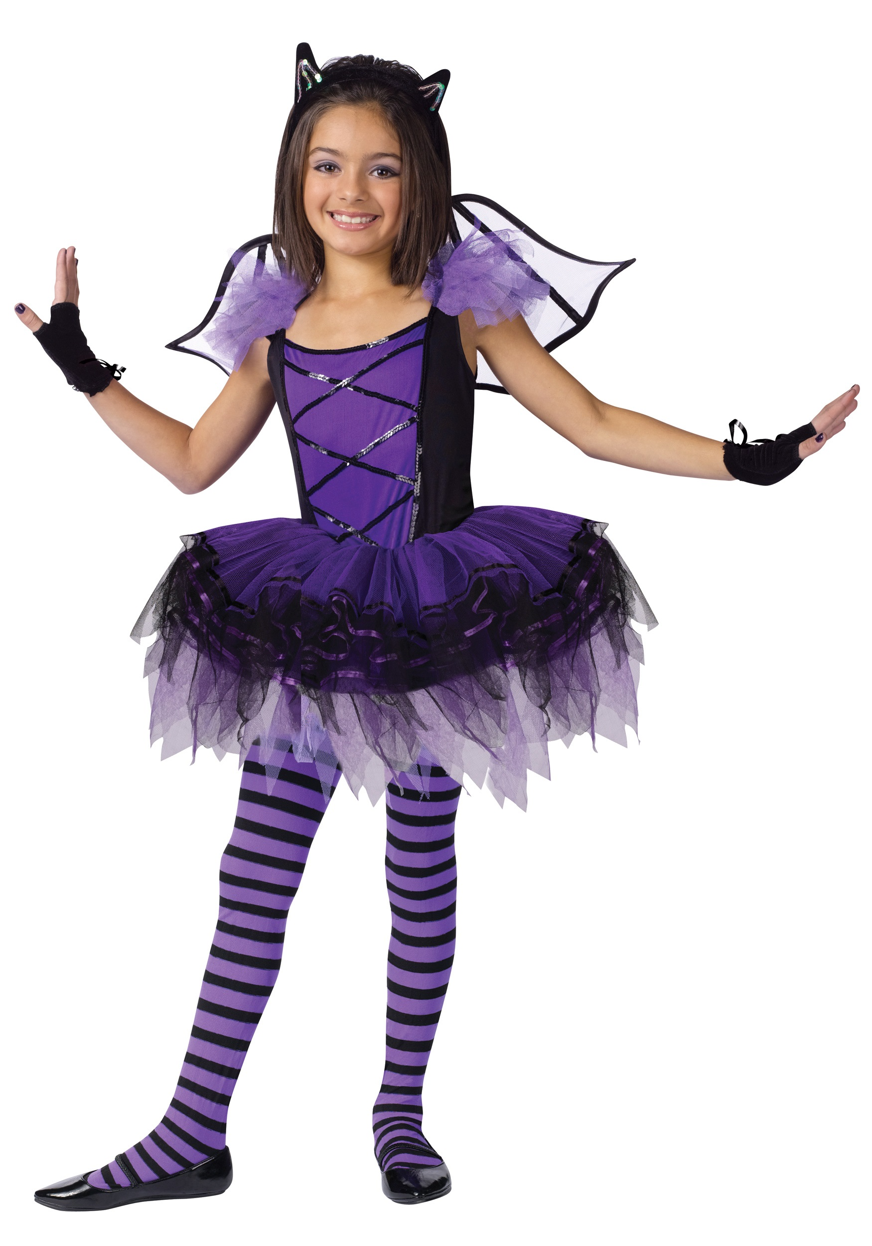 batarina girls costume - halloween costumes for kids