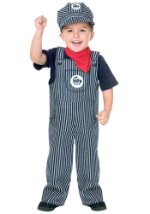 Toddler Train Conductor Costume