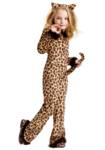 Pretty Jungle Kitty Costume