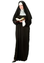 Nun Plus Size Costume