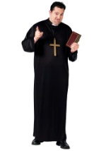 Priest Plus Size Costume