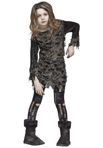 Child Deadly Zombie Costume