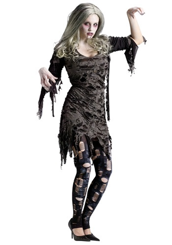 Scary Sexy Zombie Costume