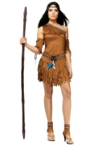 Wow the Pow Wow Indian Costume