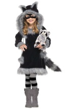 Little Raccoon Toddler Costume