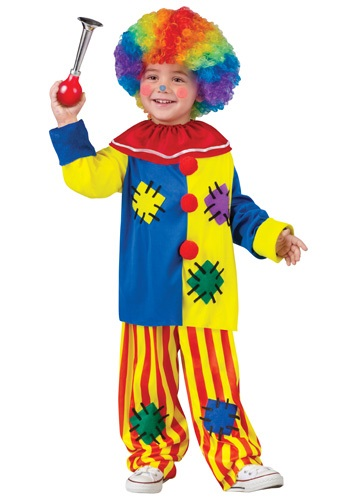 Big Top Circus Clown Costume