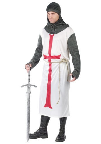 Templar Knight Commander Costume