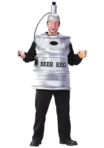 Beer Keg Party Costume