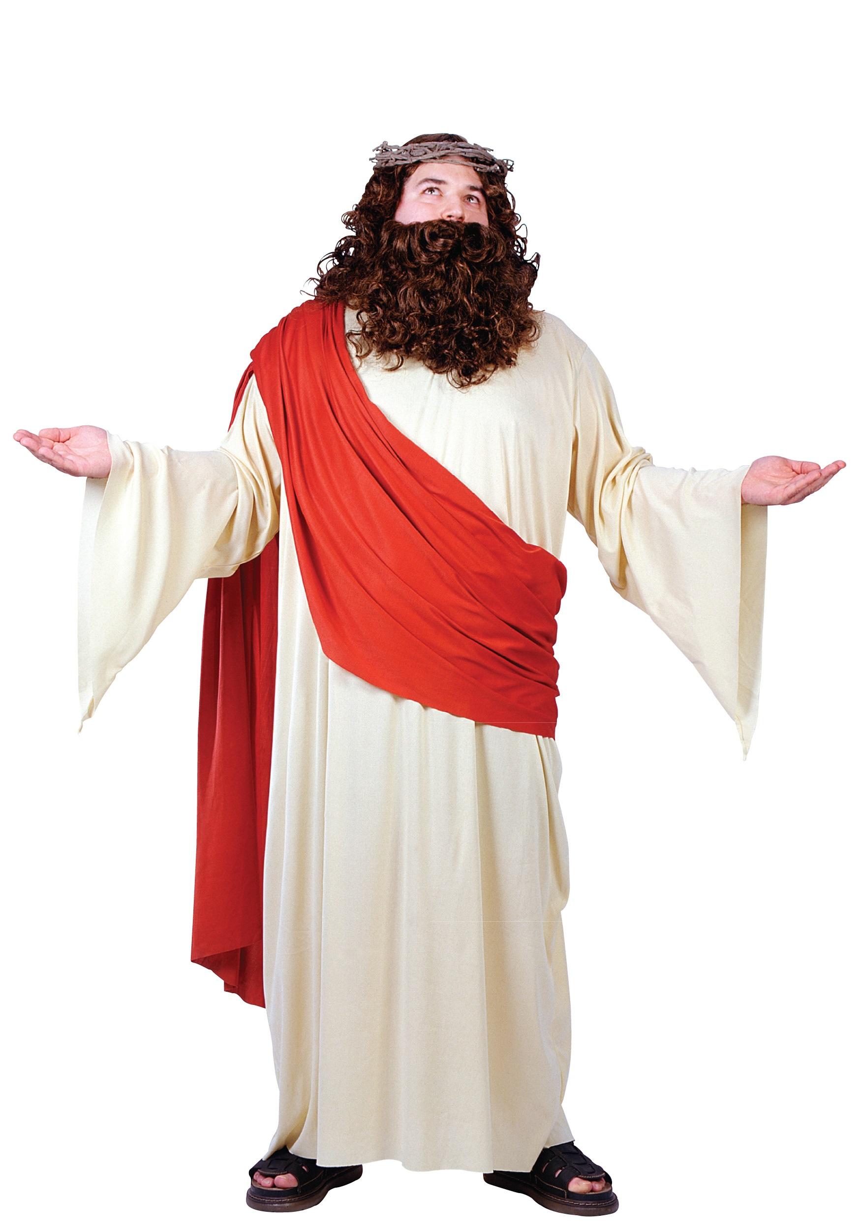 Brand New Biblical Nun Religious Women Plus Size Costume
