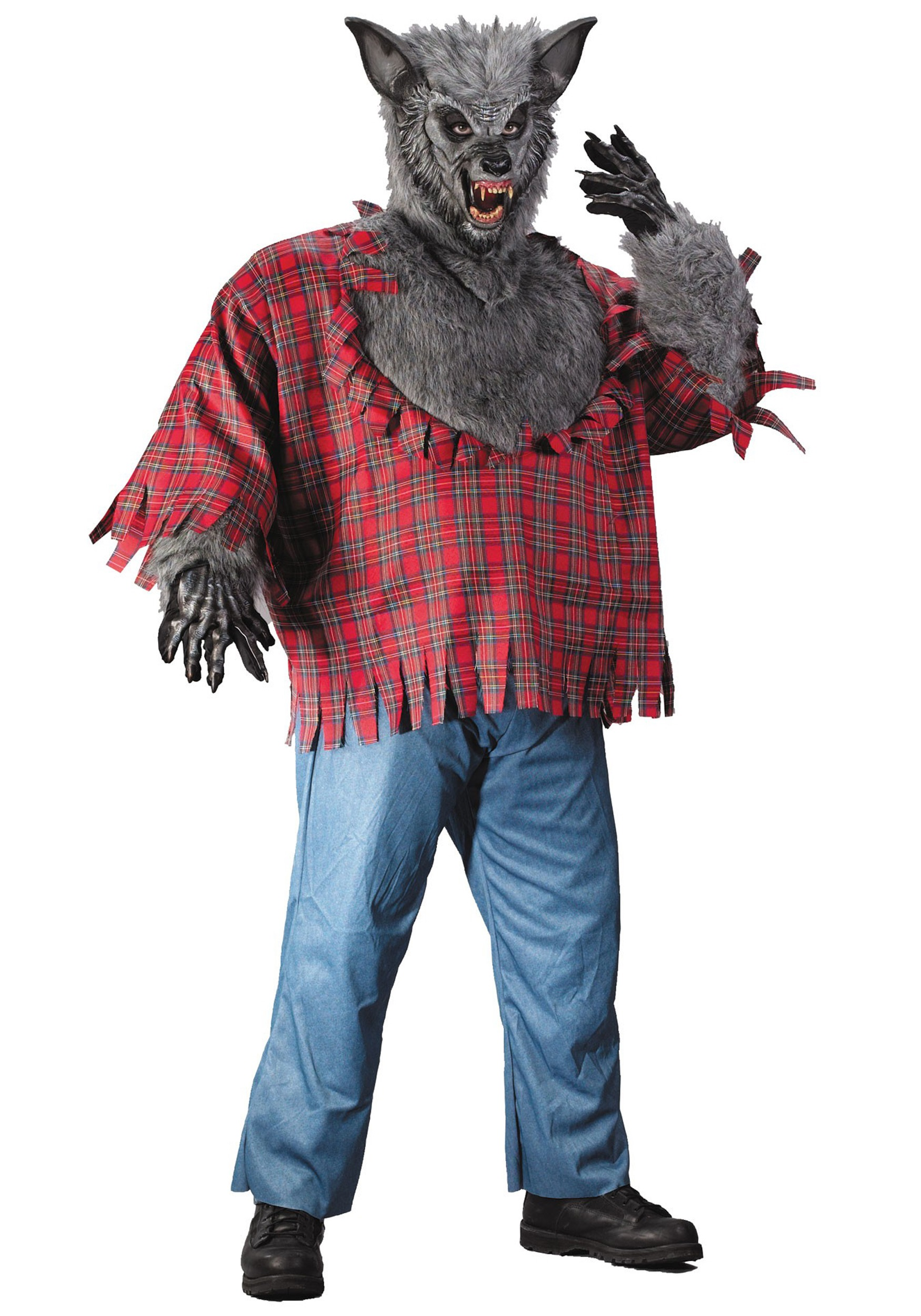 Wolf Costume Adult