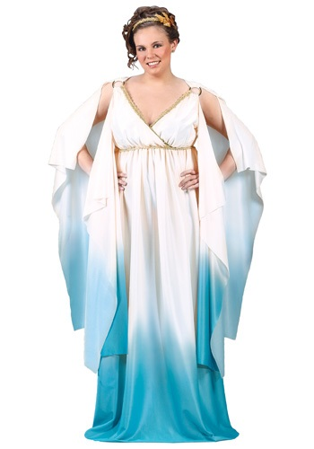 Plus Size Aphrodite Costume
