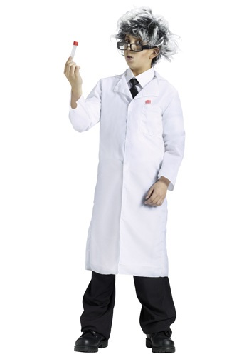 Science Guy Lab Coat