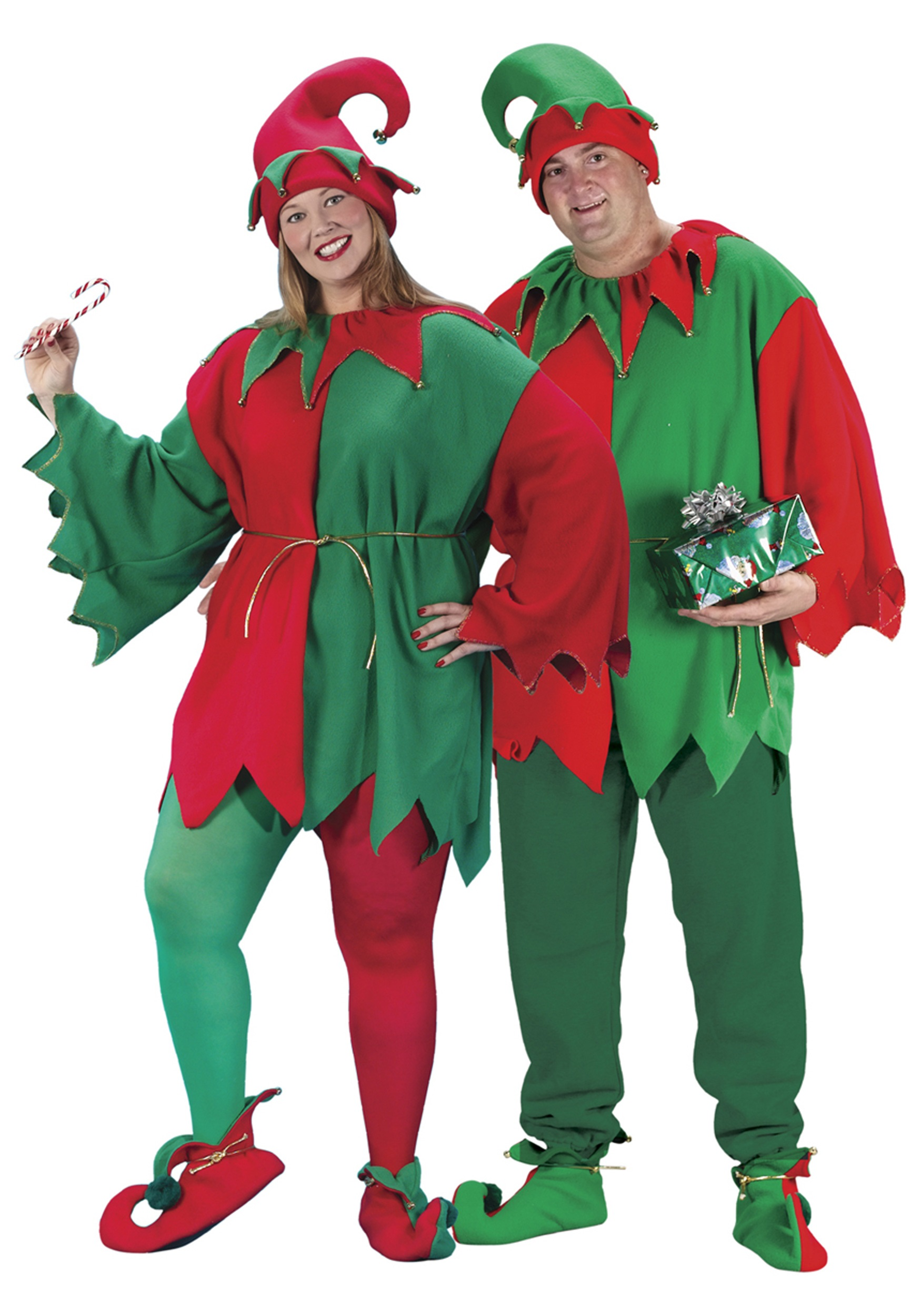 Women'S Plus Size Christmas Costumes 49