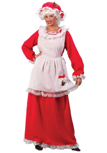 Mrs. Santa Claus Costume