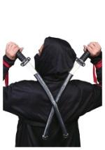 Duel Ninja Swords