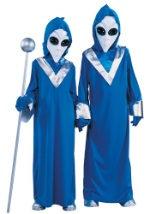 Kids Space Alien Costume