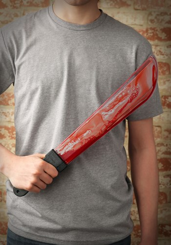 Bleeding Machete Weapon