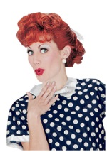 Lucille Ball Wig