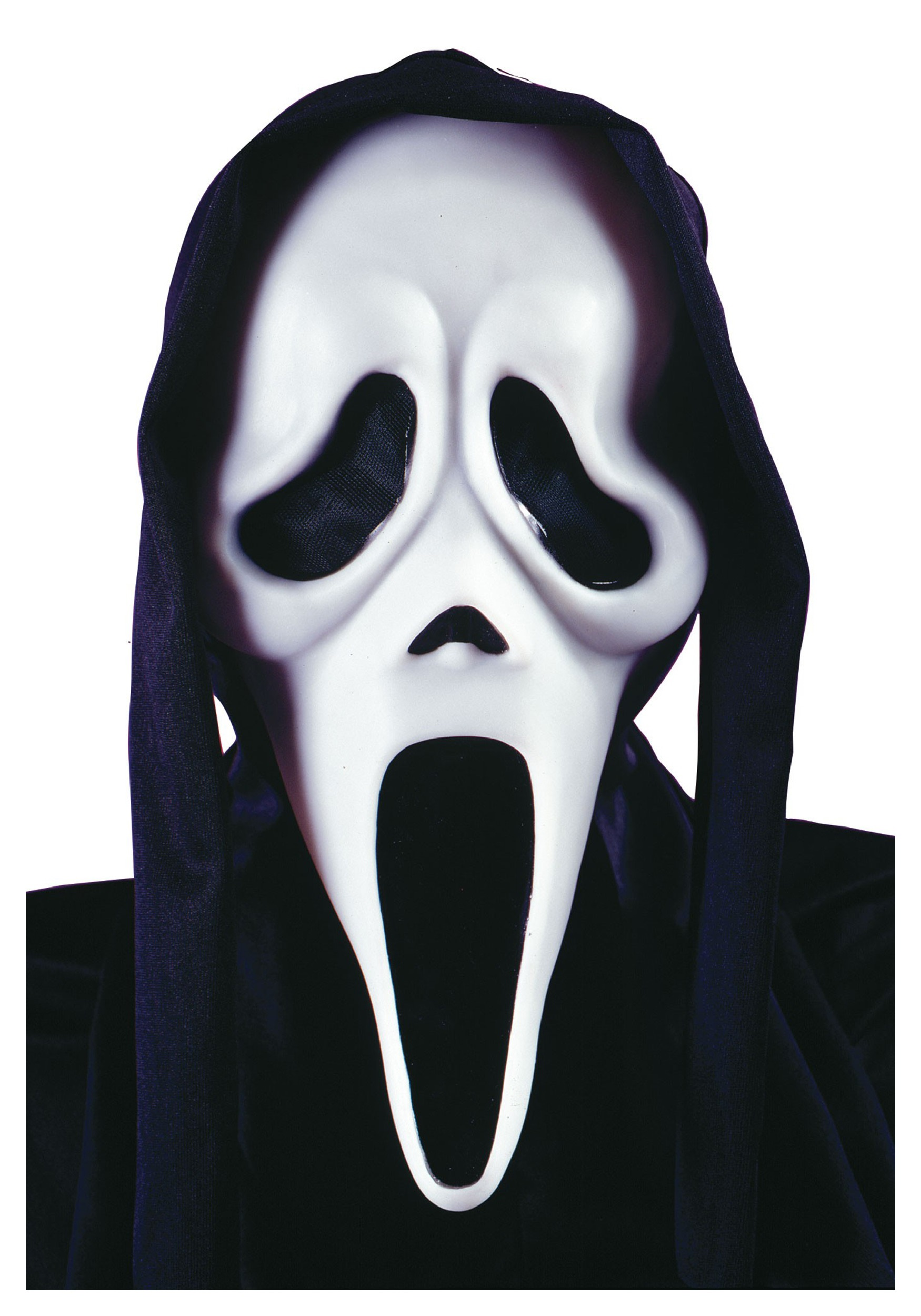 scream mask - scary halloween masks