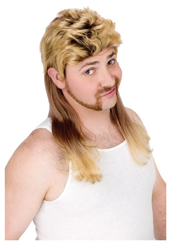 Hick Mullet Wig
