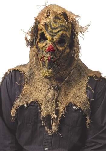 Scarecrow Villain Mask