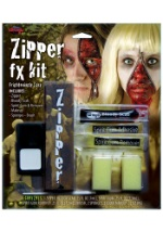 Special Effects Zipper Makeup Kit