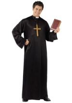 Traditional Priest Costume
