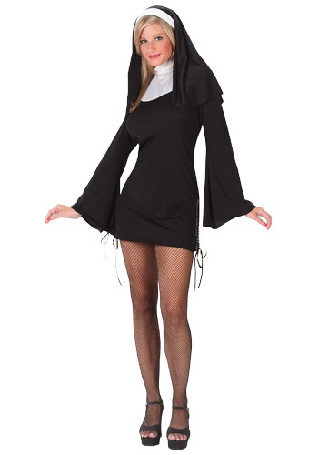 Sinful Nun Costume